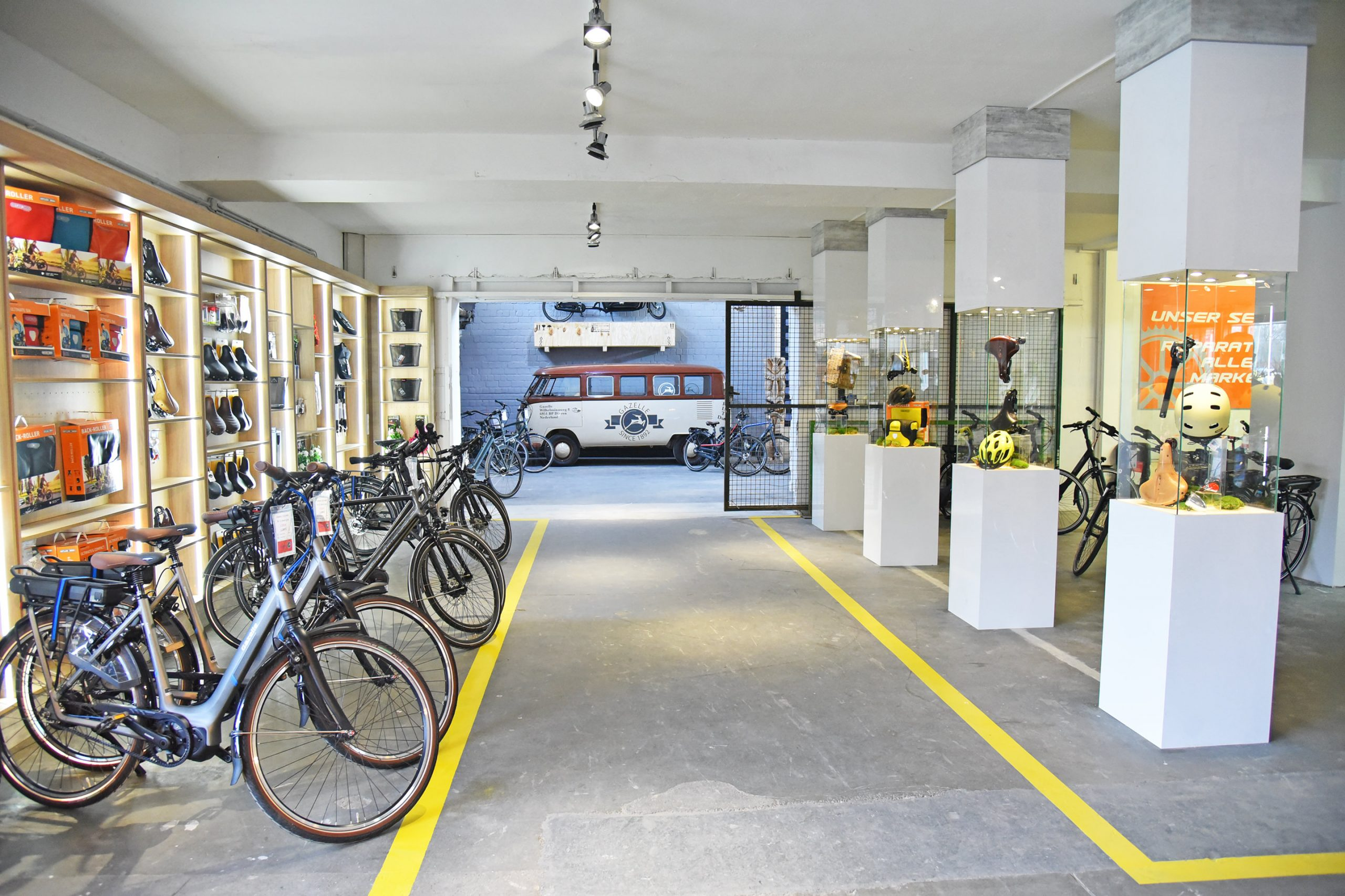 Zubehör - Gazelle Store Krefeld